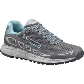 Columbia Bajada III Chaussures Femme, ti grey steel/coastal blue